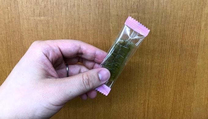 セブンイレブンの「まろやかな梅の酸味 梅茎わかめ」