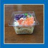 ローソンの「蒸し鶏のパスタサラダ(明太クリームドレッシング)」